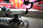 The distantsionno-operated dolly SpiderCAM