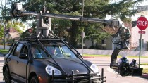 Gyrostabilized remotely operated «Russian Arm «Аutorobot»